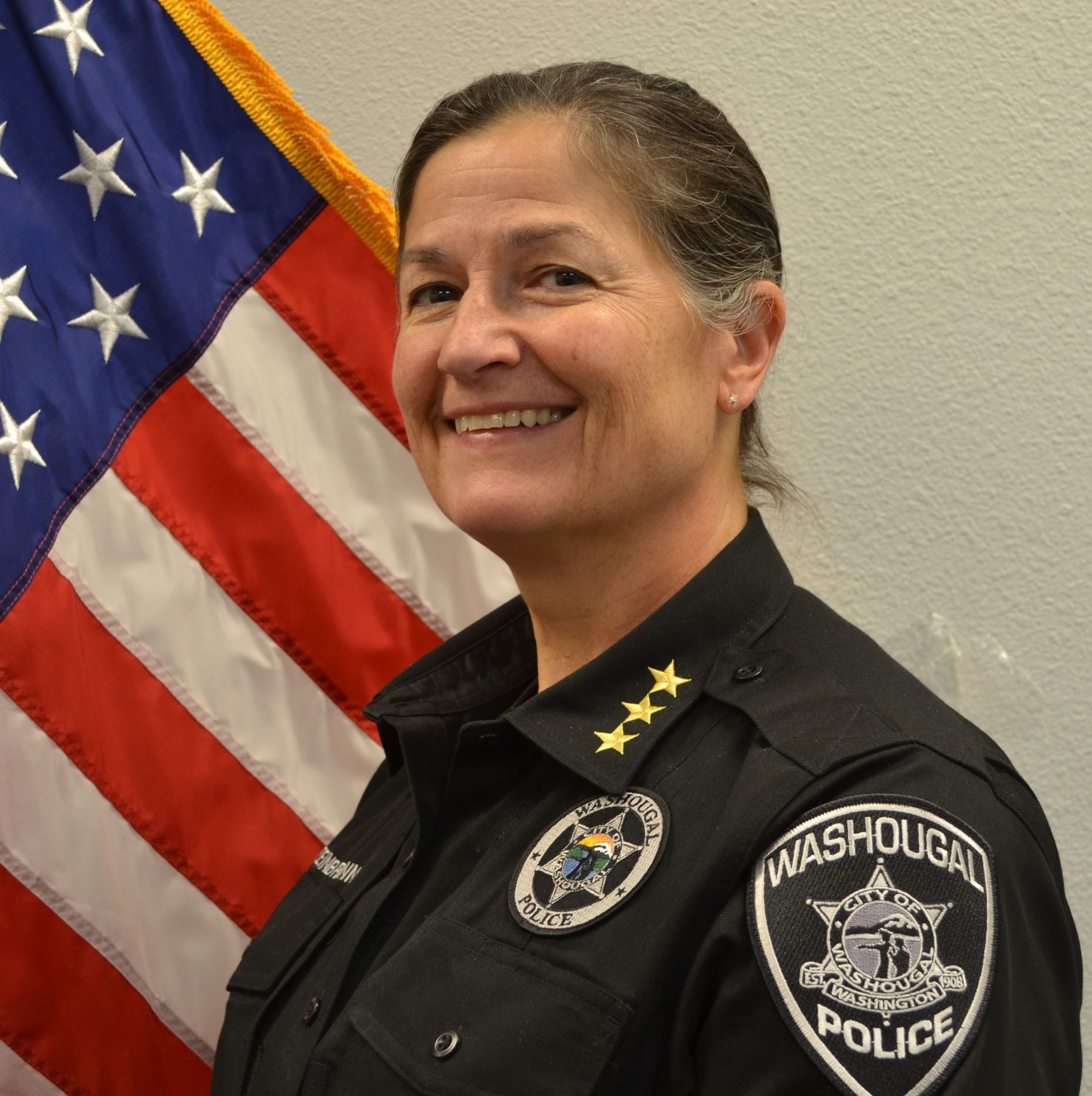 Chief Wendi Steinbronn
