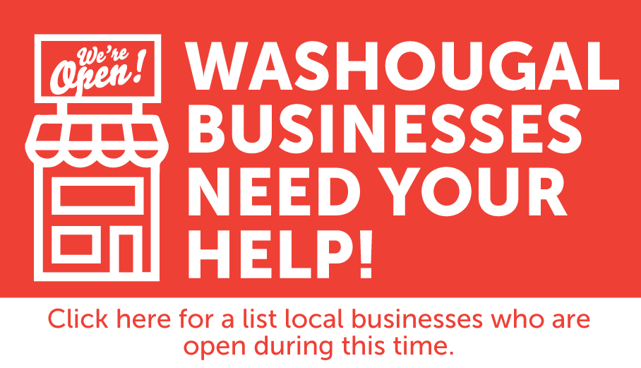 Support Washougal Businesses!