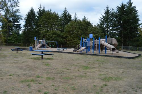 Playground at Hathaway Park