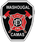Washougal-Camas Fire and EMS Patch